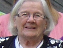 A photo of Marjory Koster