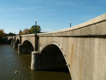 A photo of Gillett Bridge