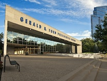 A photo of Gerald R. Ford Presidential Museum