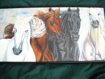 A photo of The Four Horses