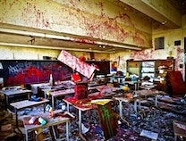 Photo of Education Abandoned