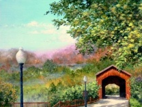 Ada's Historic Covered Bridge