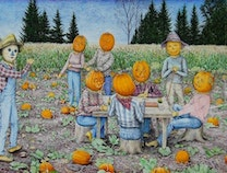 Photo of Pumpkin People Party