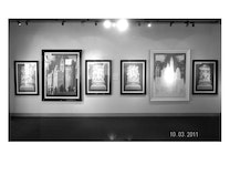 Photo of Studies In Light and Form  The Chicago Seven  and Michigan Avenue Bridge Sculptures