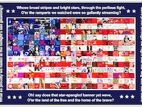 Photo of KEEP THE DREAM ALIVE! (The Star-Spangled Banner)