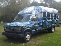 Photo of van Gogh Van