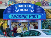 Photo of Barter Boat