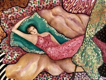 Photo of Odalisque Sleeping