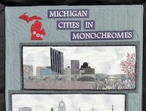 Photo of Michigan Cities in Monochromes