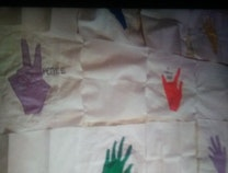 Photo of Helping Hands Quilt