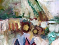 Photo of Cold Spring Grand Rapids, acrylic series