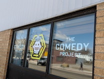 A photo of The Comedy Project