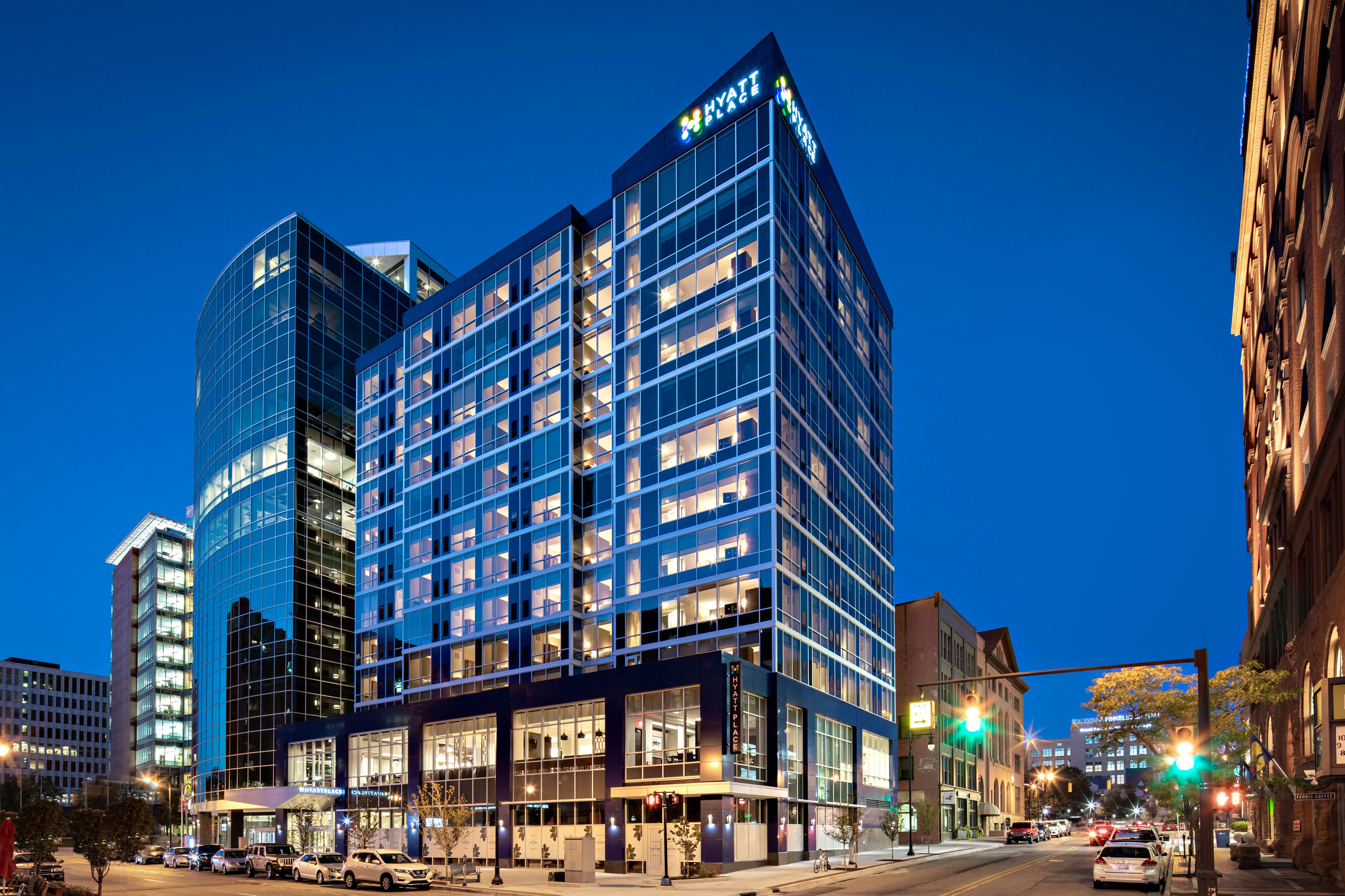 A photo of Hyatt Place Grand Rapids/Downtown
