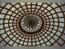 Photo of The Largest Tiffany Glass Dome in the World