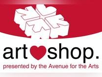 Photo of artshop presented by the Avenue for the Arts