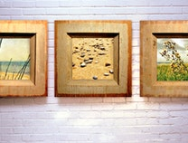 Photo of Lake Michigan Triptych