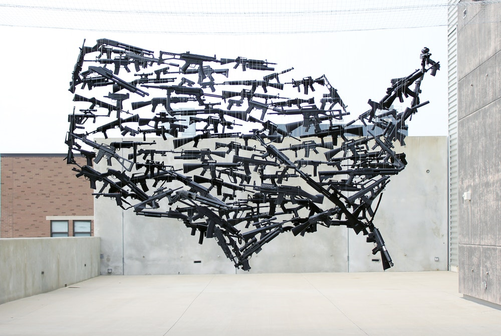 Michael Murphy - Gun Country - ArtPrize Entry Profile - A