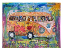Photo of Peace Bus