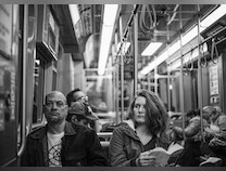 Photo of On the 'L'