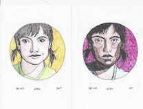 Photo of Sofía Draws Every Day: Years 2, 3, and 4
