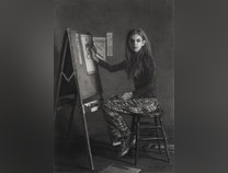 Photo of Portrait of the Artist as a Young Girl