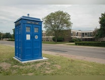 Photo of TARDIS Shared Library
