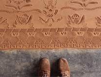 Photo of Red Dirt Rug Monument