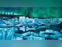 Photo of Blue Ice