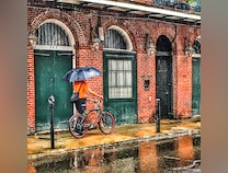 Photo of Rainy Day in NOLA