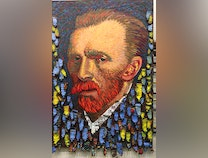Photo of Squeezed Vincent van Gogh